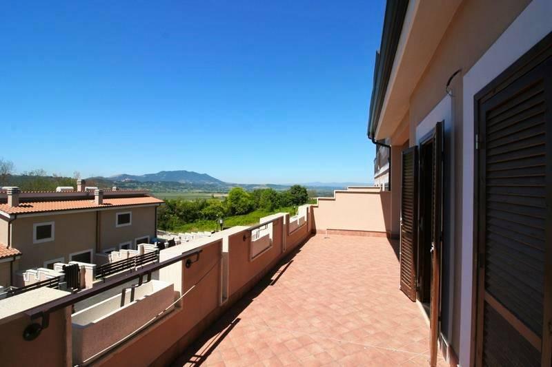 Villa a schiera, Gavignano, Forano, in nuova costruzione