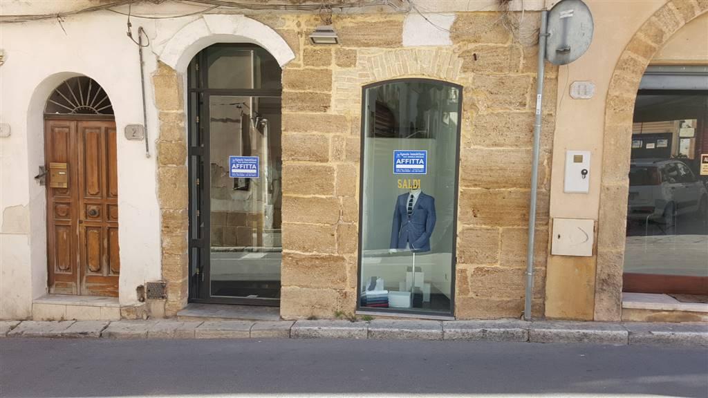 Negozio / Locale in affitto a Sciacca, 3 locali, zona Località: CENTRO STORICO, prezzo € 800 | Cambio Casa.it