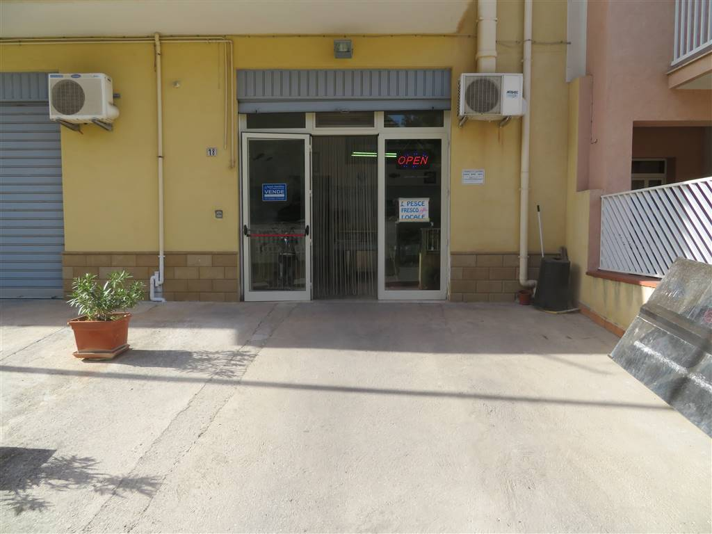 Negozio / Locale in vendita a Sciacca, 2 locali, zona Località: PERRIERA, prezzo € 60.000 | CambioCasa.it