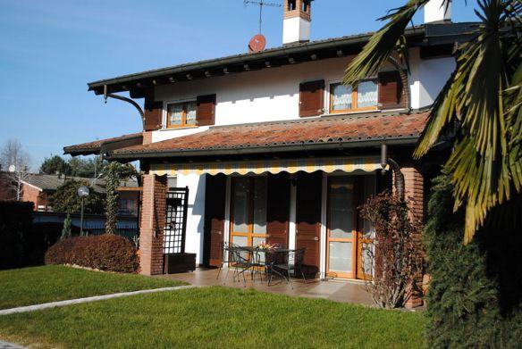 Villa-Villetta Vendita Castelletto Sopra Ticino