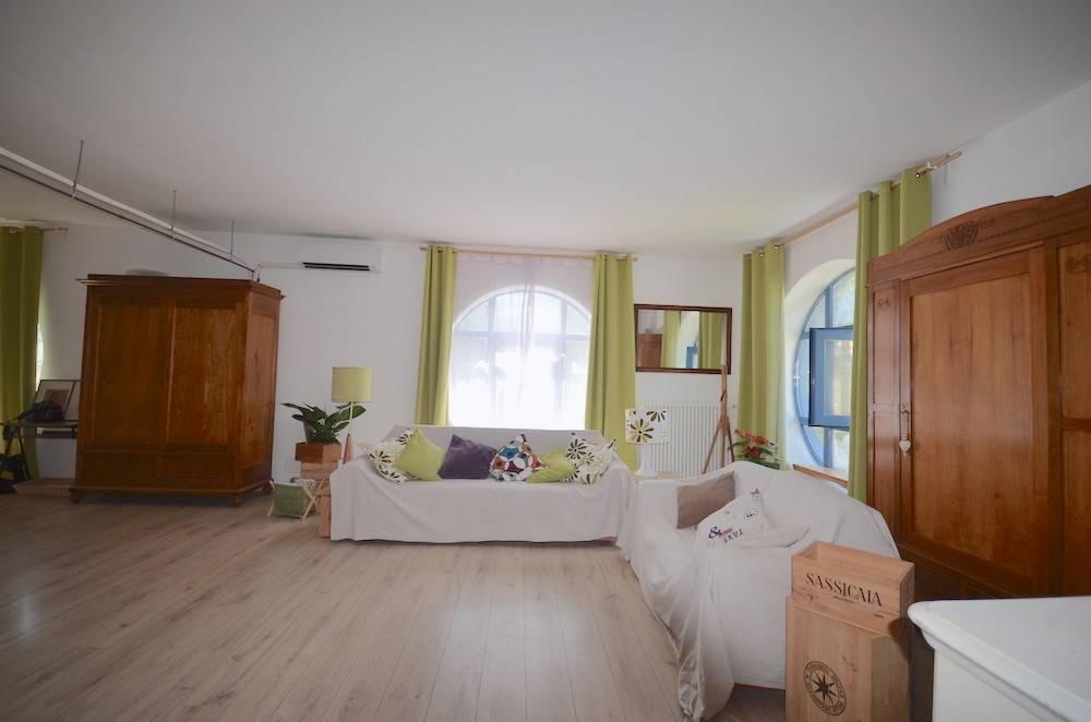 Castiglioncello, Tuscany, bright and spacious loft