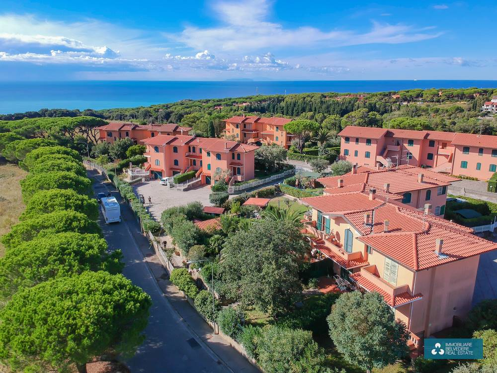 Castiglioncello, ground-to-floor independent property 120mq