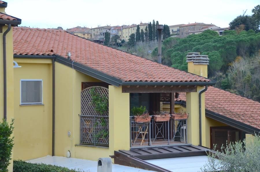Guardistallo, panoramico, terrazza, 2 camere