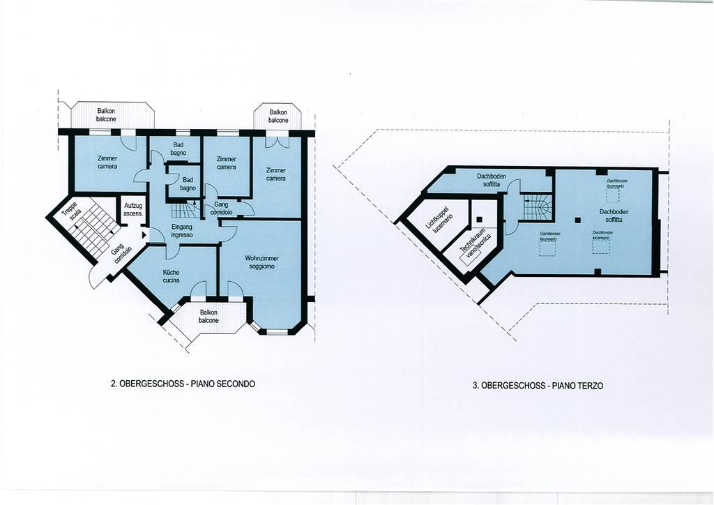 Appartamento Vendita Bressanone