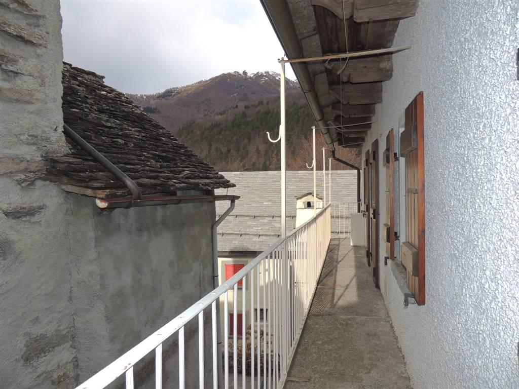 Il balcone del soggiorno