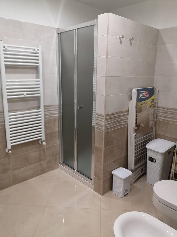 Il bagno in piano primo