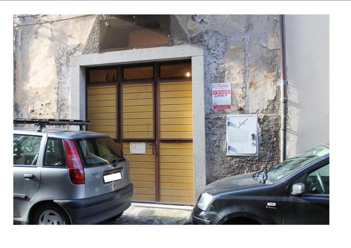 garage-Box-posto auto Vendita Soriano Nel Cimino