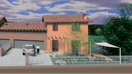 Villa in vendita a Gazzola, 5 locali, zona Zona: Tuna, prezzo € 315.000 | Cambio Casa.it
