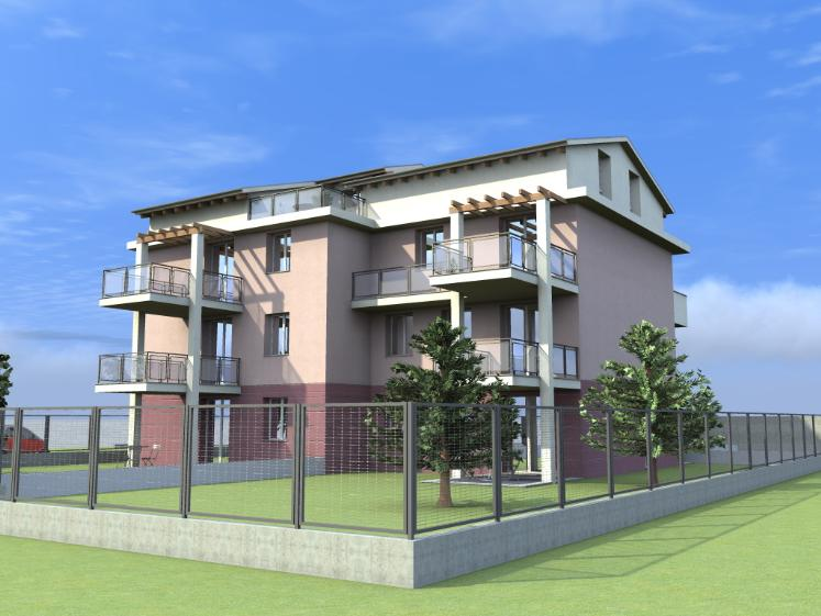 Appartamento in vendita a Rottofreno, 4 locali, zona Zona: San Nicolò, prezzo € 213.500   CambioCasa.it
