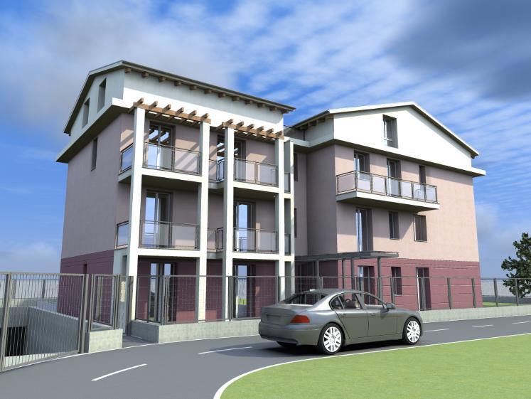 Appartamento in vendita a Rottofreno, 4 locali, zona Zona: San Nicolò, prezzo € 220.500   CambioCasa.it