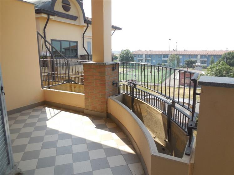 Attico / Mansarda in affitto a Rottofreno, 4 locali, prezzo € 625 | Cambio Casa.it