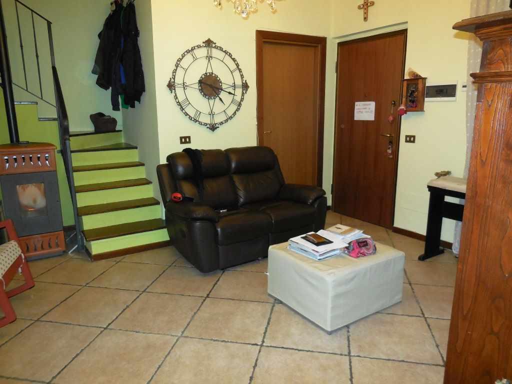 Soluzione Indipendente in vendita a San Giorgio Piacentino, 3 locali, prezzo € 135.000 | Cambio Casa.it