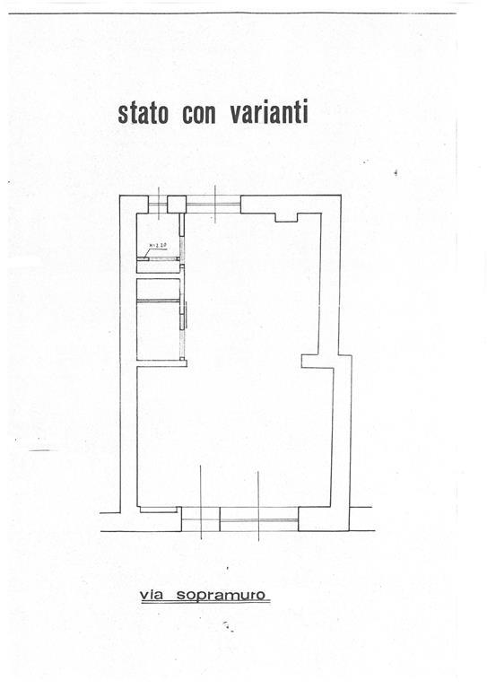 Negozio / Locale in affitto a Piacenza, 1 locali, zona Zona: Centro storico, prezzo € 500 | Cambio Casa.it