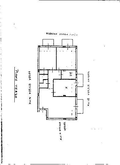 Appartamento in vendita a Salemi, 4 locali, zona Località: VIA A. LO PRESTI, prezzo € 150.000 | Cambio Casa.it
