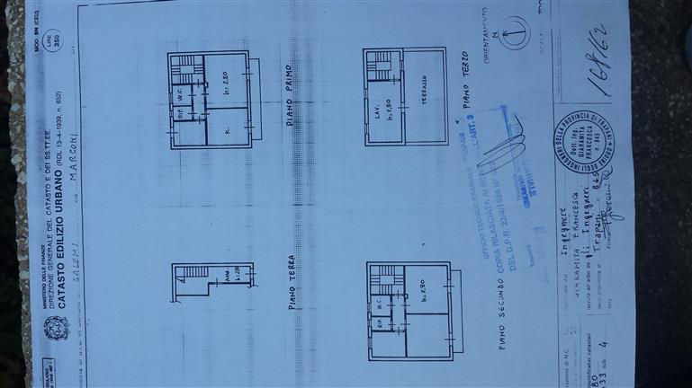 Soluzione Indipendente in vendita a Salemi, 8 locali, prezzo € 160.000 | Cambio Casa.it