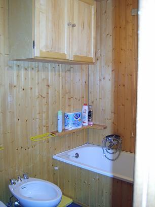 bagno con vasca - Rif. V0267