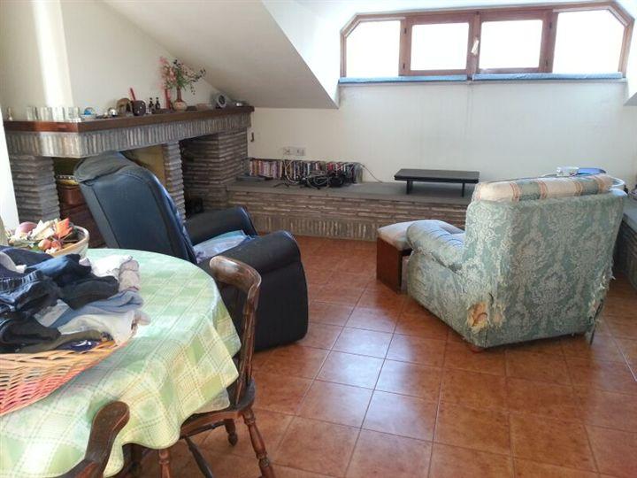mansarda - soggiorno - Rif. V0351