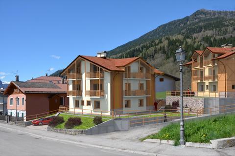 Appartamento vendita FIERA DI PRIMIERO (TN) - 6 LOCALI - 105 MQ