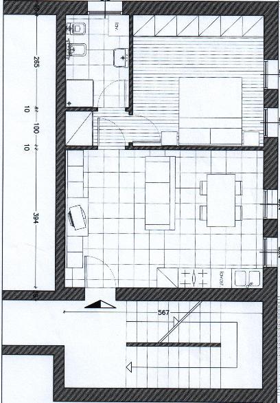 Appartamento in vendita a Zero Branco, 2 locali, prezzo € 118.000   CambioCasa.it