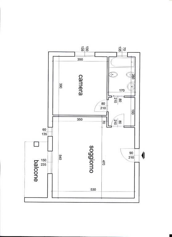 Appartamento in affitto a Lungavilla, 2 locali, prezzo € 400 | CambioCasa.it