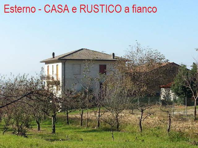 Soluzione Indipendente in vendita a Brignano-Frascata, 6 locali, prezzo € 135.000 | CambioCasa.it