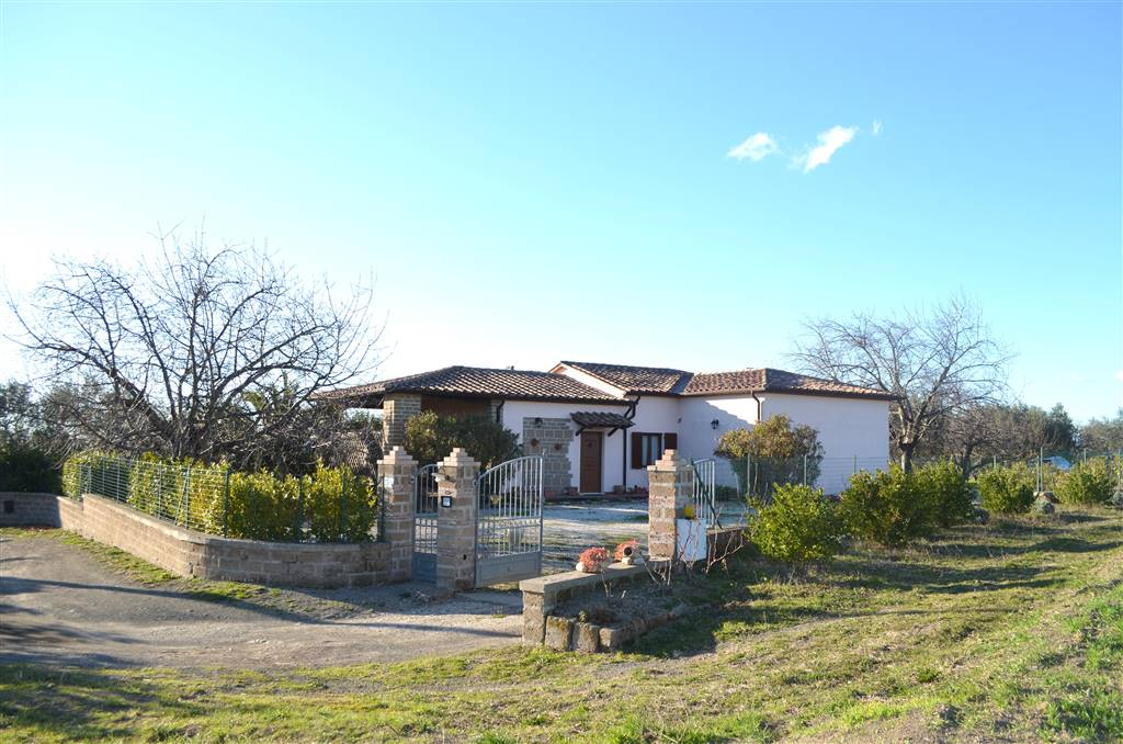 Villa in vendita a Pitigliano, 7 locali, prezzo € 300.000 | CambioCasa.it
