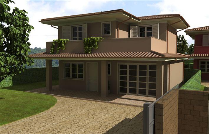 Villa in vendita a Pieve a Nievole, 8 locali, prezzo € 580.000 | Cambio Casa.it