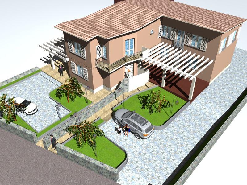 Villa Bifamiliare in vendita a Monsummano Terme, 6 locali, prezzo € 255.000 | Cambio Casa.it