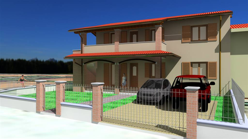 Appartamento in vendita a Ponte Buggianese, 5 locali, prezzo € 200.000 | Cambio Casa.it