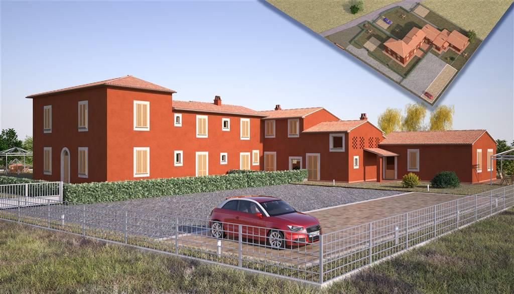 Appartamento in vendita a Ponte Buggianese, 5 locali, prezzo € 190.000 | Cambio Casa.it