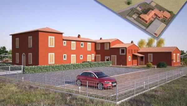 Appartamento in vendita a Ponte Buggianese, 4 locali, zona Località: BORGHINO, prezzo € 180.000 | Cambio Casa.it
