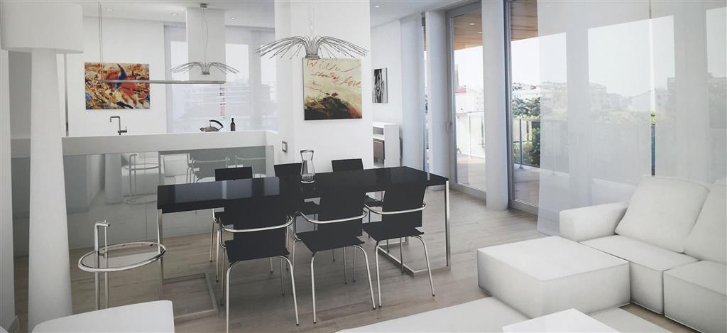 Appartamento in vendita a Parma, 4 locali, zona Zona: S. Leonardo - Stazione Ferrovia , prezzo € 430.000   Cambio Casa.it