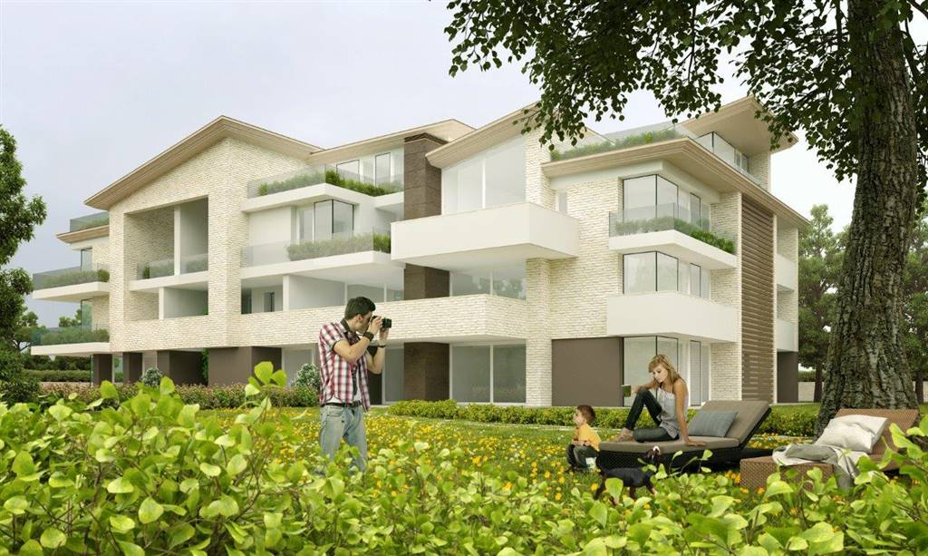 Appartamento in vendita a Parma, 5 locali, zona Zona: Molinetto - Via Villetta , prezzo € 540.000   Cambio Casa.it