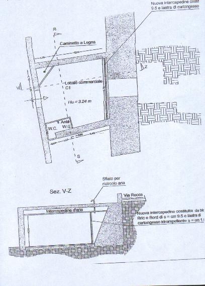 Negozio / Locale in affitto a Montefiascone, 9999 locali, prezzo € 250 | Cambio Casa.it