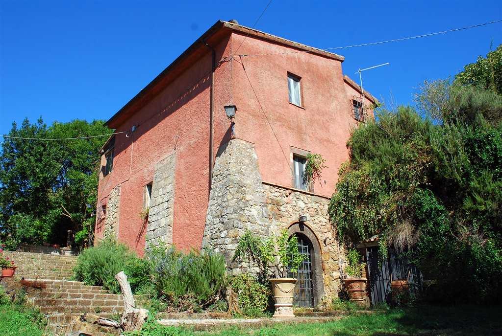 Rustico / Casale in vendita a Civitella d'Agliano, 12 locali, zona Località: SAN SEBASTIANO, prezzo € 490.000 | Cambio Casa.it