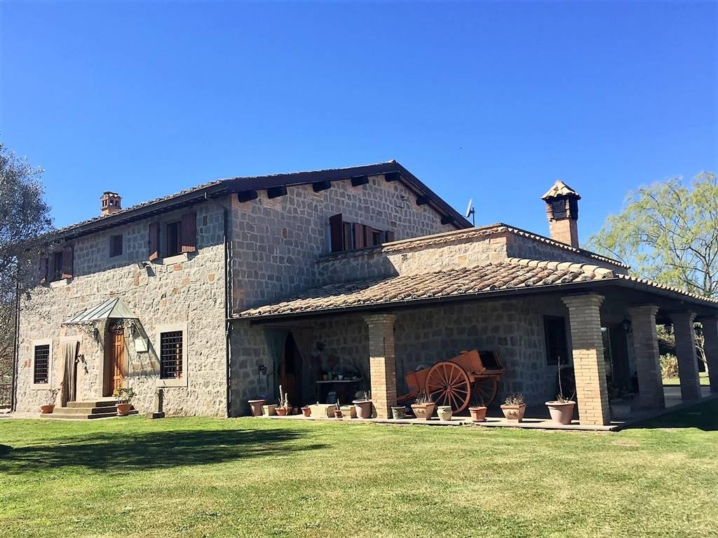Rustico / Casale in vendita a Montefiascone, 8 locali, zona Zona: Coste-Pelucche, prezzo € 550.000 | Cambio Casa.it