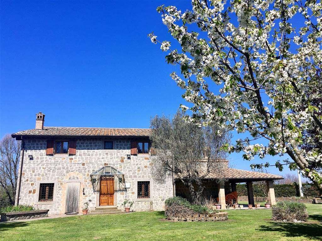 Rustico / Casale in vendita a Montefiascone, 8 locali, zona Zona: Coste-Pelucche, prezzo € 530.000 | Cambio Casa.it