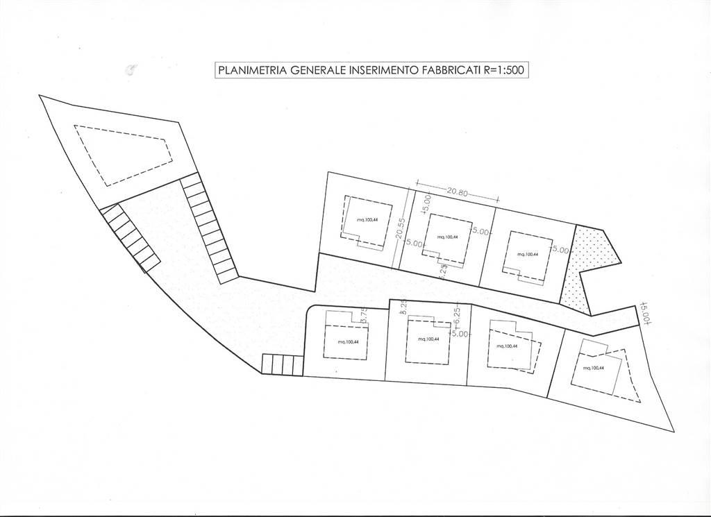 Terreno Edificabile Residenziale in Vendita a Montefiascone