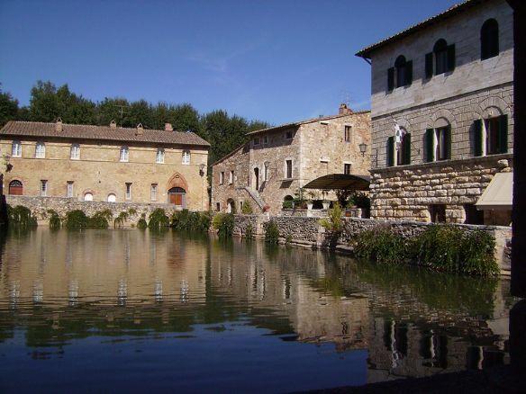Case bagno vignoni san quirico d 39 orcia in vendita e in - Bagno vignoni mappa ...