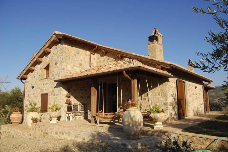 Rustico-casale in Vendita Seggiano in provincia di Grosseto