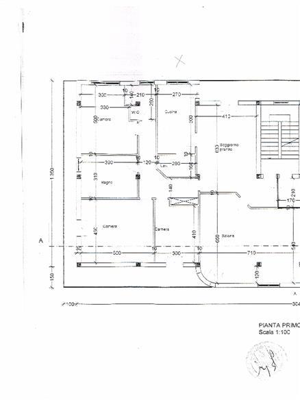Appartamento in vendita a Ribera, 9 locali, prezzo € 210.000 | Cambio Casa.it