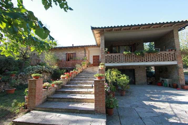 Soluzione Indipendente in vendita a San Gimignano, 6 locali, prezzo € 620.000 | Cambio Casa.it