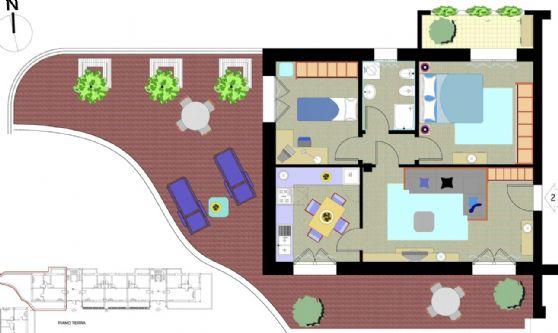 Appartamento in vendita a Bentivoglio, 4 locali, prezzo € 195.000 | Cambio Casa.it