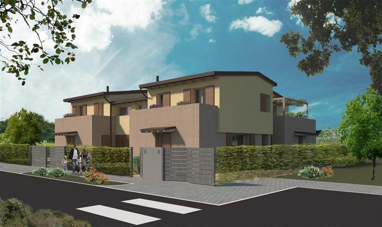 Villa in Vendita a San Giorgio di Piano