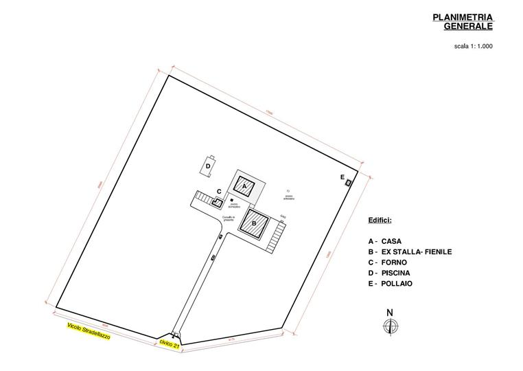 Soluzione Indipendente in affitto a Bentivoglio, 16 locali, prezzo € 3.500 | Cambio Casa.it