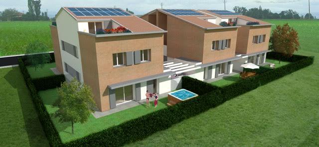 Villa in vendita a San Giorgio di Piano, 5 locali, prezzo € 380.000 | Cambio Casa.it