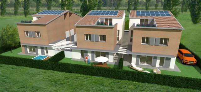 Villa in vendita a San Giorgio di Piano, 5 locali, prezzo € 355.000 | Cambio Casa.it