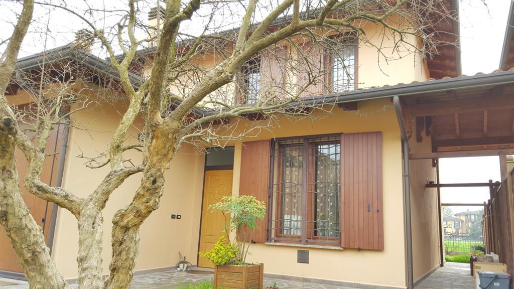 Villa in vendita a Bentivoglio, 6 locali, zona Zona: Castagnolo Minore, prezzo € 345.000 | Cambio Casa.it