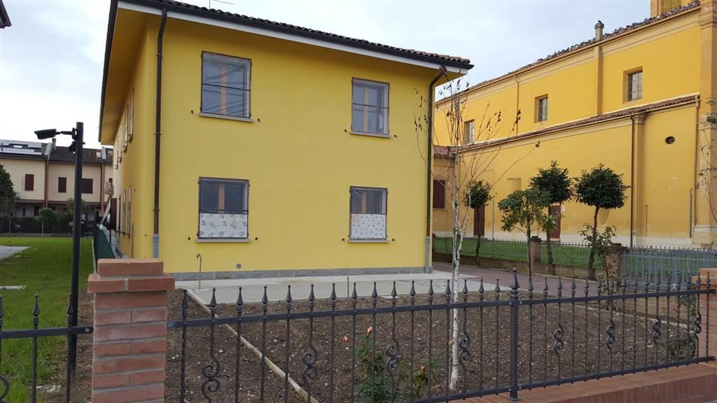 Villa Bifamiliare in affitto a Bentivoglio, 4 locali, zona Zona: Santa Maria in Duno, prezzo € 820 | Cambio Casa.it