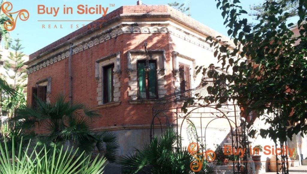 Villa-Villetta Vendita Santa Teresa Di Riva